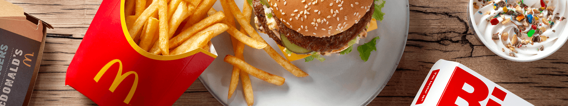 McDonald's® Thuisbezorgd