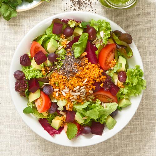 Frische dean & david Salat